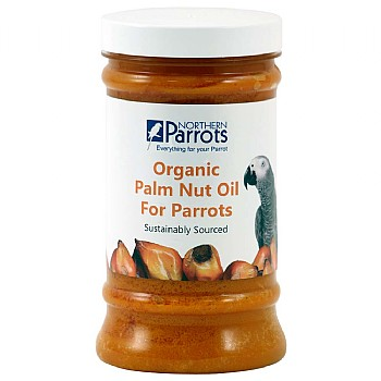 Organic Parrot Palm Fruit Extract Oil