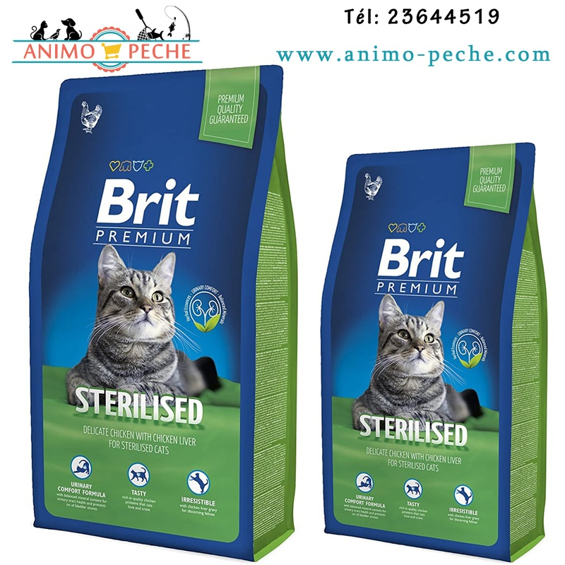 Brit Premium Adult Sterilised