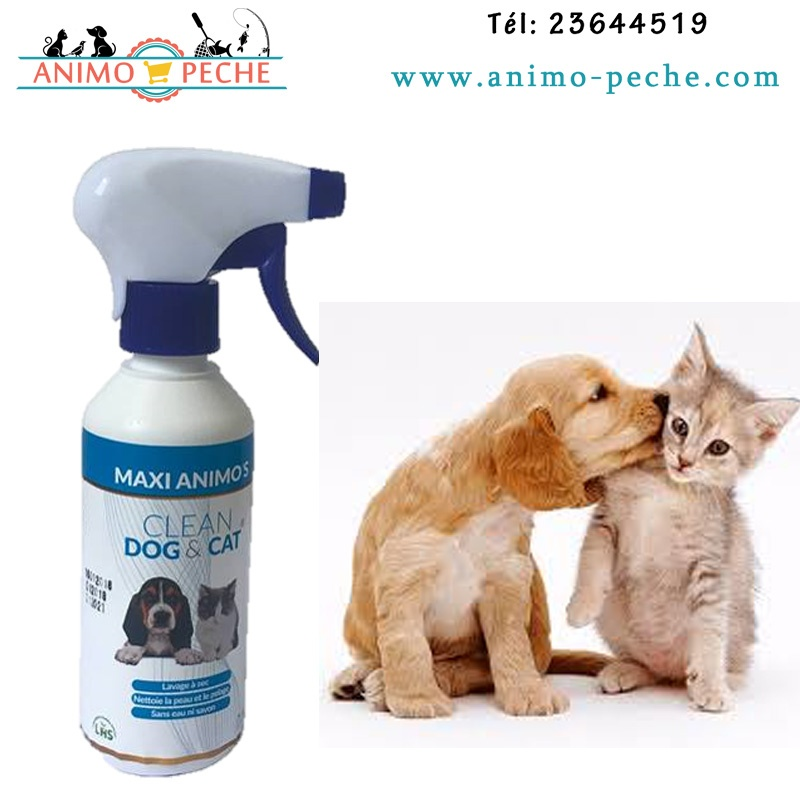 Clean dog et cat 250ML