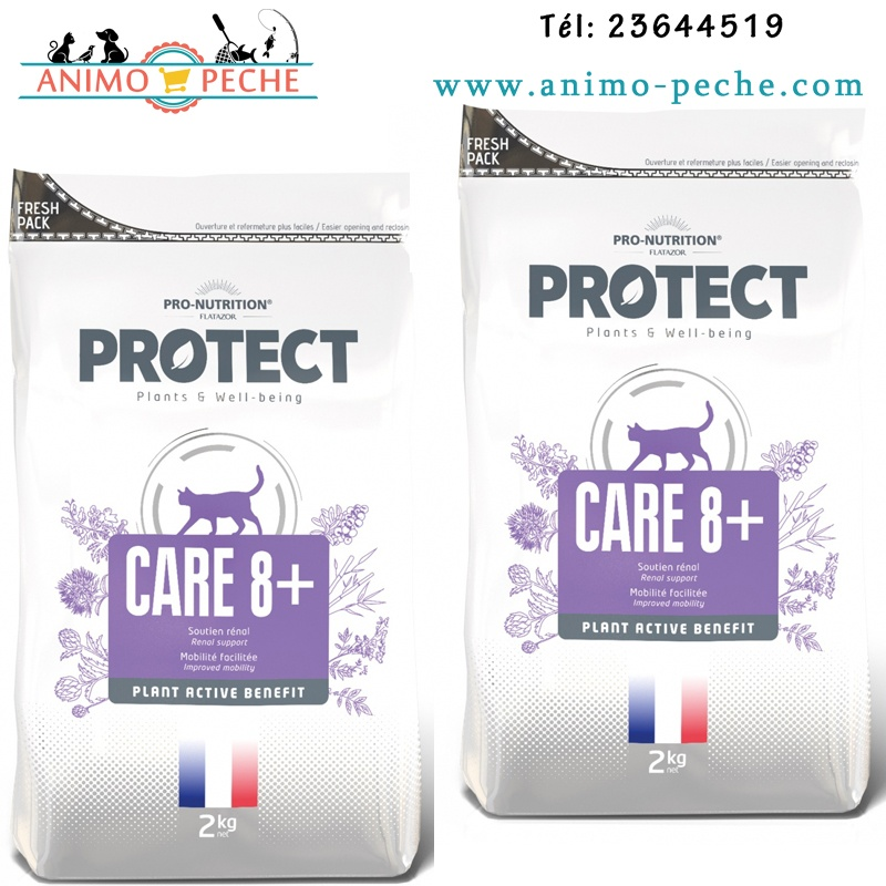 Pro-Nutrition Flatazor Protect Care 8+