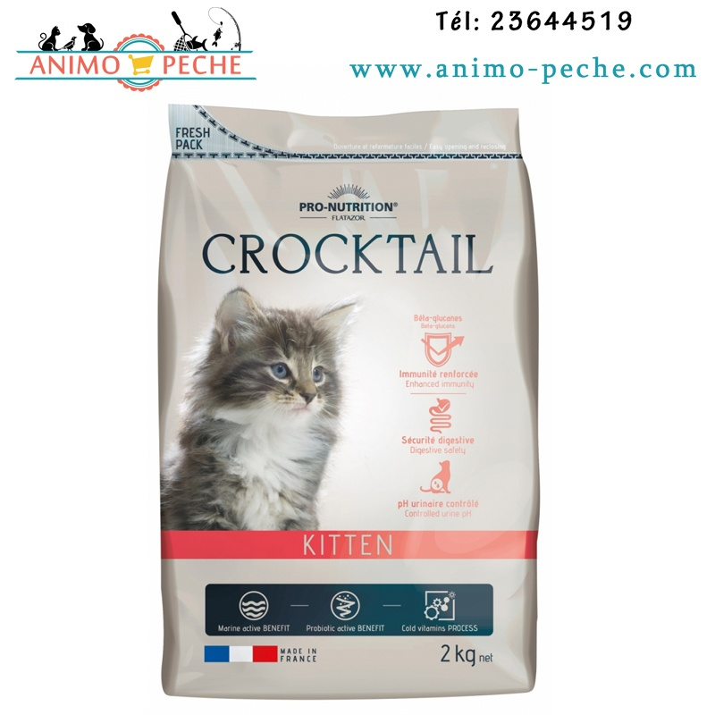 Pro Nutrition Flatazor crocktail Kitten