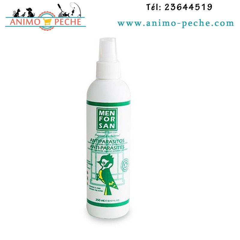 Menforsan Spray Antiparasitaire: