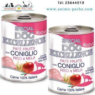 Special Dog Excellence Patè Fruits